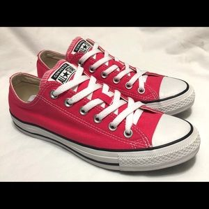 Converse Chuck Taylor Low Top Sneakers.